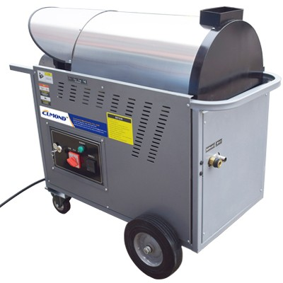 Gas heating high pressure water jet cleaner and high pressure vapor steam cleaner CW-GSW40
