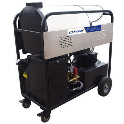 Hot water hydro jet power washer CW-DW20E