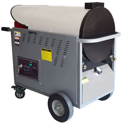 H series mobile 280 Bar high pressure fuel rapid heating system ( used with cold water high pressure washer )
